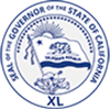 california governors seal